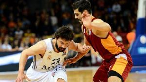 Galatasaray Liv Hospital Real Madrid basketbol maçı sonucu