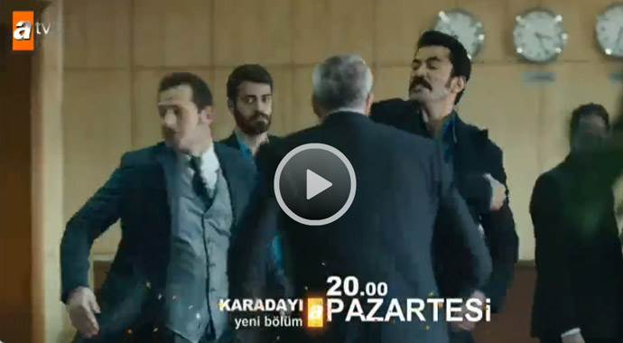 Karadayi 72. B�l�m Tek Par�a Full Hd izle 19 May�s