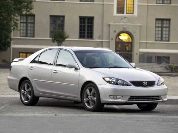 2006 Toyota Camry STD 4dr Sedan Exterior Photos.